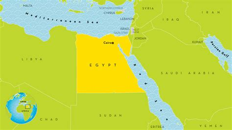 cairo on world map country profile national geographic throughout