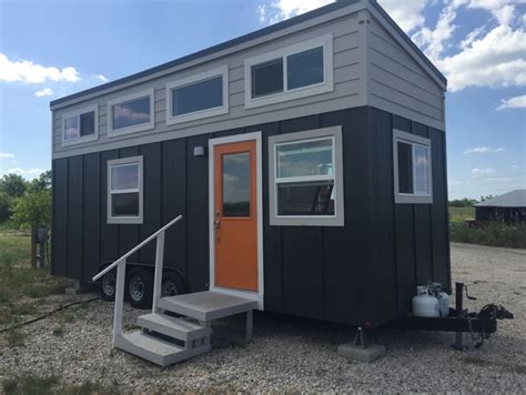 tiny homes austin austin live work adds tiny house to community
