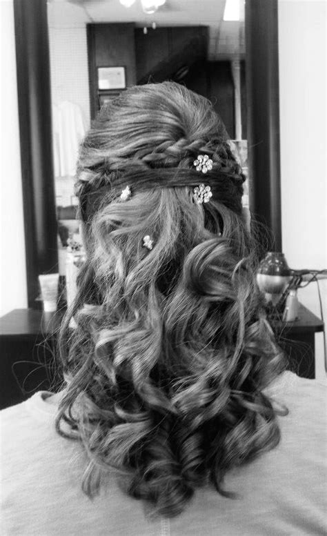 down hairstyles for dance 17 best images about semi formal dance on pinterest hair