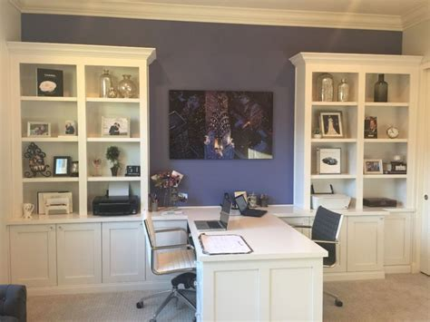 his and hers home office design ideas 25 best ideas about custom bookshelves on pinterest