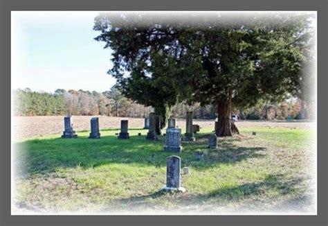 proctor family cemetery, elm city, edgecombe, north