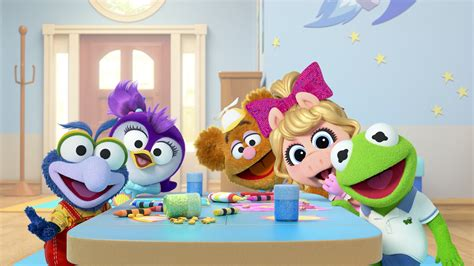 muppet babies series muppet babies show and tell premieres
