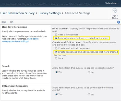 Office 365 Questionnaire Image Gallery Sharepoint Survey