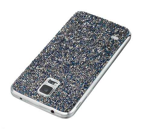 Softcase Anyland Swarovsky Samsung S5 Swarovski For Samsung Collection Announced For Galaxy S5