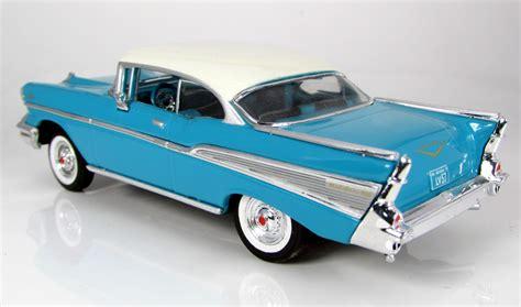 Ertl 29184p 1957 Chevy Bel Air Top 1 18 Unmarked Car Black ertl american 1 43 1957 chevrolet bel air