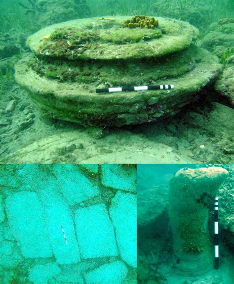Find In Greece Methane Seeps Created Lost City In