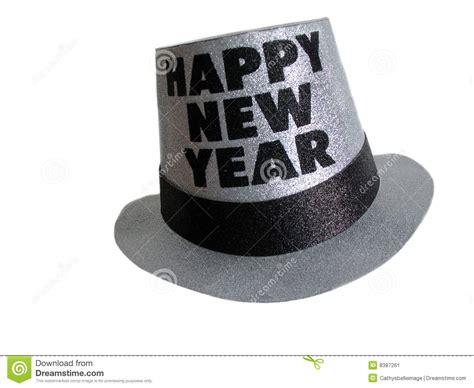 how to make new year hats happy new year hat stock image image of
