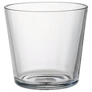 v 196 gtorn plant pot clear glass 12 cm ikea