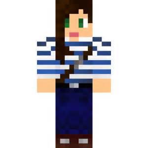 Stacy plays minecraft skin polyvore