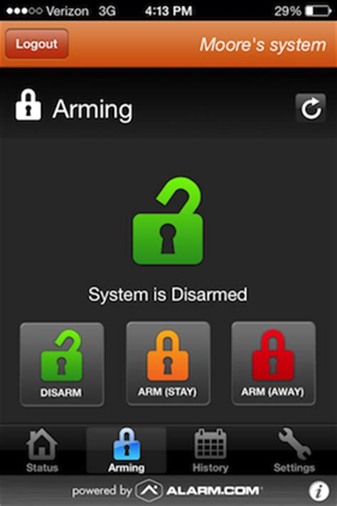 security applications home security systems