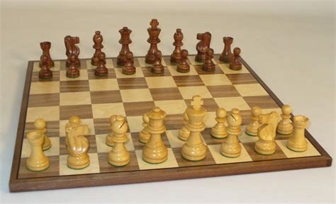 chess set sheesham boxwood chess set