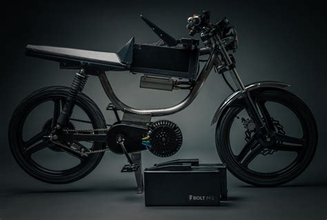 M E Bike by Bolt M 1 Electric Bicycle Moped Motorcycle Thing
