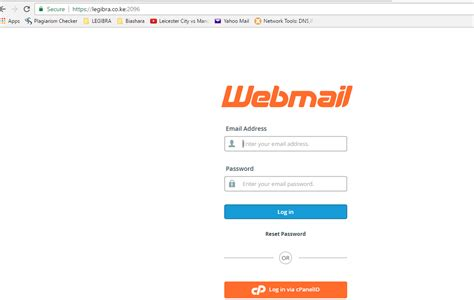 email login how to login to webmail legibra