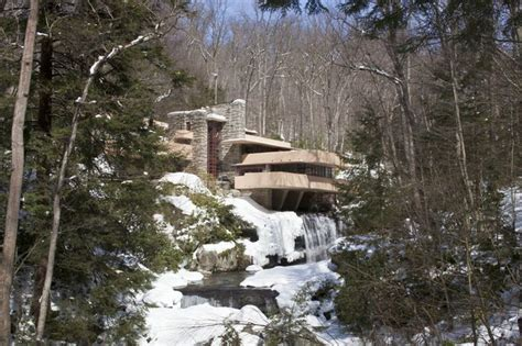 frank lloyd wright fallingwater america s 1000 images about our home town on pinterest an