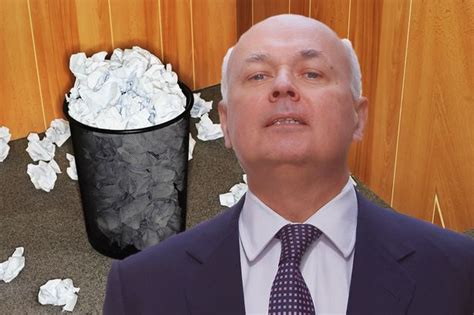 iain duncan smith bedroom tax tories had shocking bedroom tax report for a week before