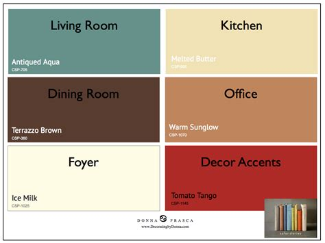 trending color palettes for 2017 color trends what colors are we really using in our home decorating by donna color expert