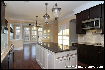 espresso and white kitchen cabinets are white kitchen cabinets in style for 2014