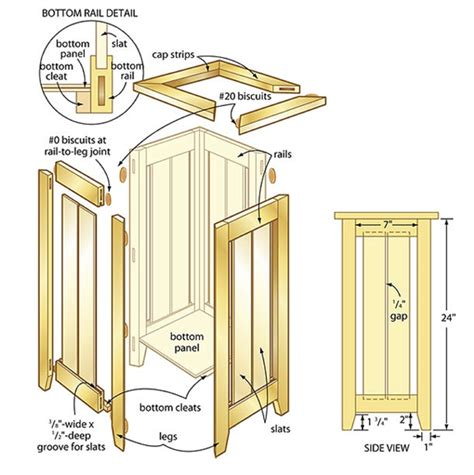 woodworking plans pdf diy woodworking plans umbrella stand