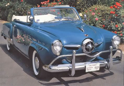 vintage cars 1950s 1950 studebaker old car amazing classic cars