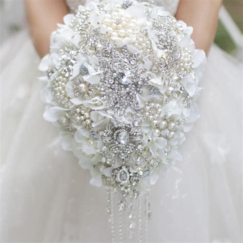 Flower Bouquet Wedding Prices by Compare Prices On Wedding Teardrop Bouquets
