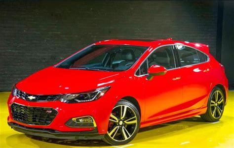 Acura Hatchback 2019 by 2019 Chevrolet Cruze Hatchback Specs And Review Acura