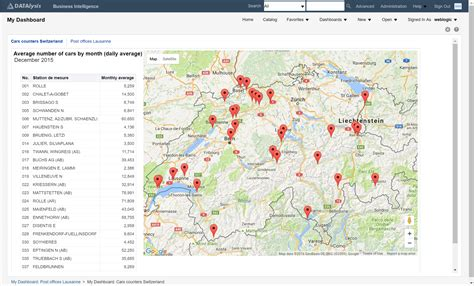 coordinates on a map map in a obiee 12c analysis gianni s world