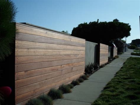 modern fence modern wood fence designs joy studio design gallery
