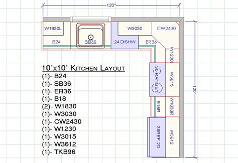 kitchen cabinet layout ideas afreakatheart 10x10 kitchen floor plans gurus floor