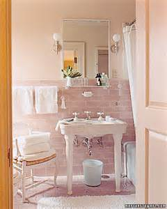 pink tile bathroom ideas beatrice banks modern vintage pink bathroom winner