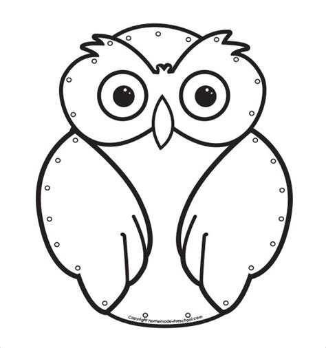 sle owl template 14 documents in pdf psd vector