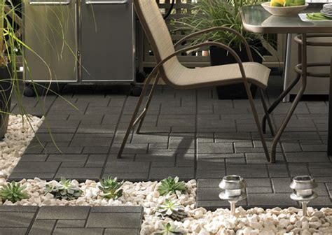 rethink tires rubber tiles for landscaping