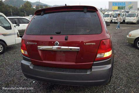 2002 Kia Suv Used Kia Suv 2002 Kia Sorento 2002 Rwanda Carmart