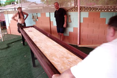 basics woodworking table shuffleboard plans