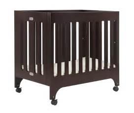 Grayson Mini Crib 8 Small Cribs For Tiny Living Spaces
