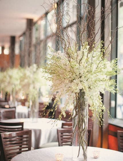 white branches for centerpieces 17 best ideas about white branch centerpiece on winter wedding decorations table