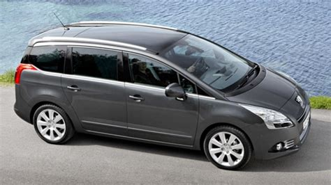 Peugeot 5008 Review Top Gear Peugeot 5008 News Peugeot S Picasso Rival Is Out 2009