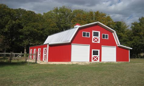 Barn E Metal Barn Style House Studio Design Gallery Best