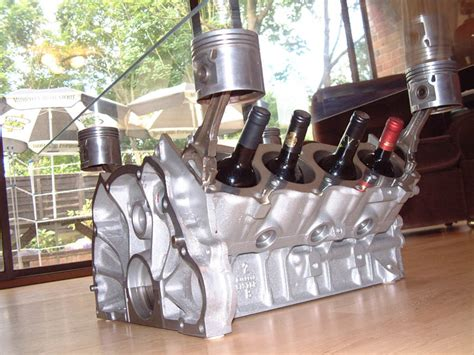 V8 Engine Block Coffee Table Scrapiture Rover V8 Coffee Tables