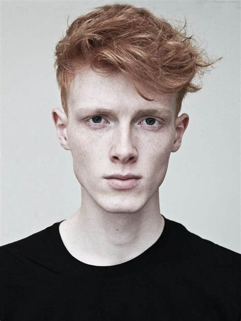 skinny faced male haircuts 878 best images about for redheads men on pinterest