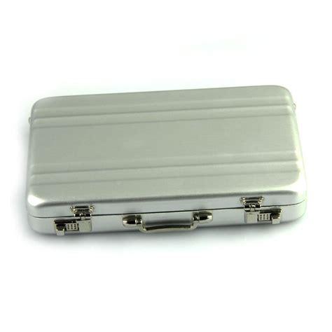 Miniature Briefcase Business Card Holder