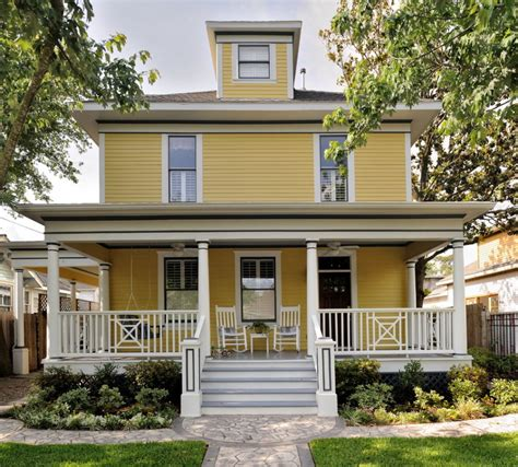 yellow exterior wood paint exterior astounding image of front porch decoration using