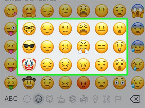 how to update emoji on an iphone 10 steps with pictures