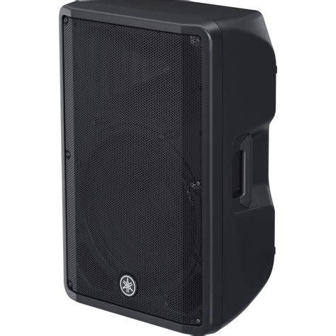 Speaker Yamaha Cbr 15 yamaha cbr15 15 passive pa speaker at gear4music