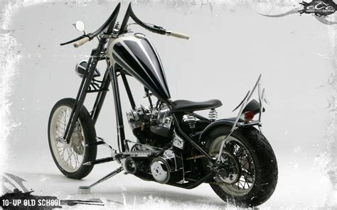 Stang Custom Japstyle Bobber Chopper 10 18 choppers s dreams