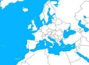 Blank Western Europe Map by Blank Western Europe Map Clipart Best