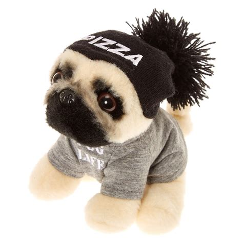 doug the doug the pug 169 small pug plush s us