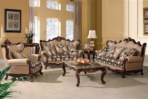 traditional living room chairs traditional sofa love seat chair 3pc set hot sectionals