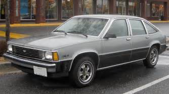 file chevrolet citation ii front jpg