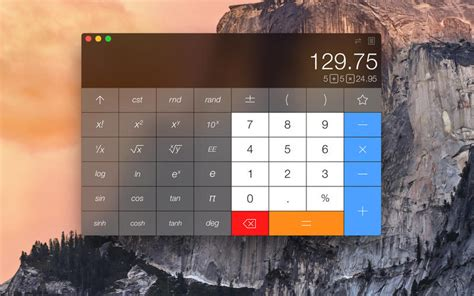 Calc Os calcbot the intelligent calculator and unit converter on the mac app store