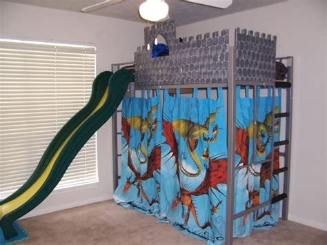 loft bed with slide great idea of boy loft bed with slide babytimeexpo